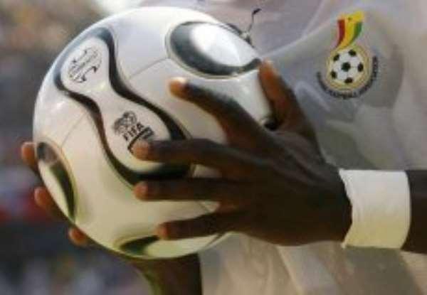 Ghana climbs up FIFA's ladder